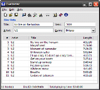 CueMaster | Freeware CUE sheet editor